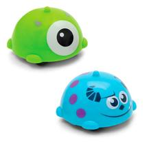 Piões Gyro Star - Mike Wazowski e Sulley  DTC/Disney Pixar -