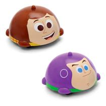 Piões Gyro Star - Woody e Buzz Lightyear  DTC/Disney Pixar -