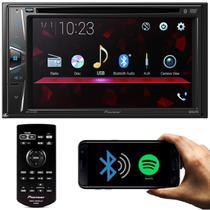 Pioneer Central Multimídia Avh-g228bt Tela 6.2 Usb 2 Din Bluetooth Spotify -
