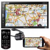 Pioneer Central Multimídia Avh-z5280tv Bluetooth Espelhamento Controle Volante + Câmera de Ré -