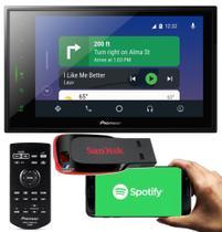 Pioneer Central Multimídia Dmh-zs8280tv Bluetooth Weblink Espelhamento + Pendrive -