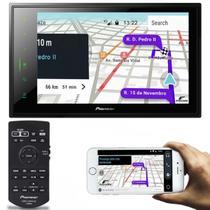 Pioneer Central Multimídia Dmh-zs8280tv Modular Weblink 8 Polegadas Android Ios -