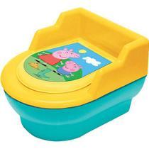 Pipinela Elka Pinico Troninho Peppa Pig Azul Infantil -