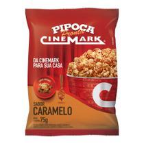 PIPOCA CINEMARK CARAMELO PRONTA 75g -