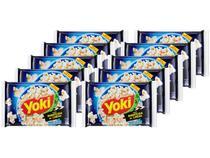 Pipoca de Micro-ondas Yoki Manteiga de Cinema - 100g 10 Unidades