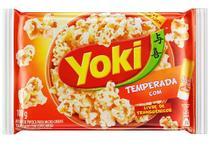 Pipoca de Micro-ondas Yoki - Temperada com Toque de Chef 100g