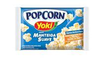 Pipoca de Microondas Manteiga Suave 100g Yoki - Festabox