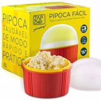 Pipoca Fácil Zap Chef - Microondas - Dtc Original -