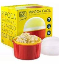 Pipoca fácil zap chef microondas dtc -