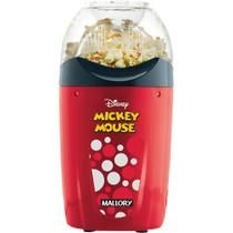 Pipoqueira Elétrica Mallory Mickey Mouse Vermelha 127V -