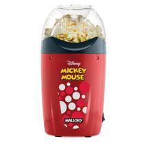 Pipoqueira Mallory Cozinha Mickey Mouse  - Vermelha -