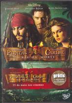 Piratas do Caribe 2 - o Bau da Morte (Simples) - Buena vista (disney)