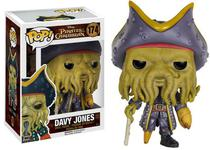 Piratas Do Caribe Davy Jones Funko Pop