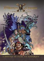 Piratas do Caribe - Pixel - livros