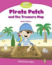 Pirate patch and the treasure map - Longman penguin (pearson)