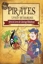 Pirates Livres de Coloriage - Blurb -
