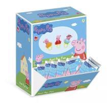 Pirulito Festa Anel Pop Fun Peppa Pig Display C/ 32 Unidades - Dtc
