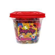 Pirulito Snap Pop C/48 Dtc - 4975 -