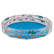 Piscina banheira inflavel infantil 180l - Mor