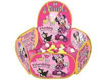 Piscina de Bolinha Minnie Disney 100 Bolinhas - Zippy Toys