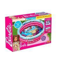 Piscina De Bolinhas Barbie Com 25 Bolinhas - Fun -