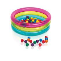 Piscina de Bolinhas Multi-Color - Intex