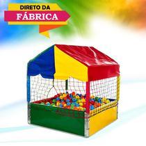 Piscina de Bolinhas Premium 1,00m - Rotoplay Brinquedos -