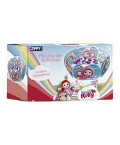Piscina De Bolinhas Rainbow Ruby - Zippy toys