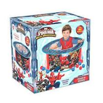 Piscina De Bolinhas Spiderman 2053 Lider