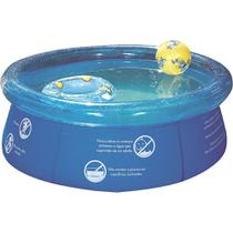 Piscina Easy Set 1000L Splash Fun 1048 Mor