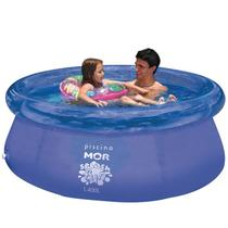 Piscina Infantil 1400L Splash Fun 180x63cm MOR