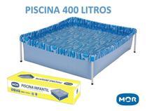 Piscina Infantil Retangular 400 Litros Mor -
