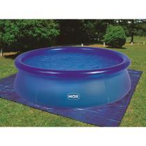 Piscina Inflável de Plástico Mor Splash Fun Redonda 2.400 litros 001053 -