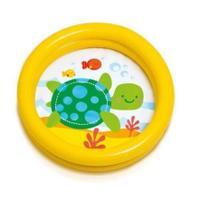 Piscina Inflável Infantil para Bebê 17 Litros Pequena Intex -