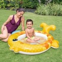 Piscina Inflável Infantil Peixinho Dourado 36 Litros Intex -