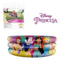 Piscina Inflável Princesas Disney 100L C/ 100 Bolinhas - Etitoys