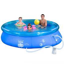 Piscina Mor Splash Fun 4600 Litros 1054 -
