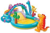 Piscina Playcenter Infantil Floresta 280 Litros Intex -