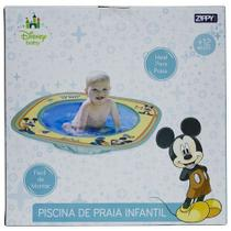 Piscina Praia Infantil Zippy Toys Mickey PP19MC - Azul - Mixcenter