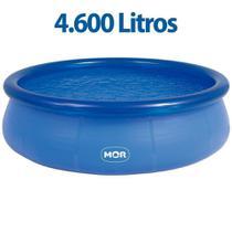 Piscina Redonda 4.600 Litros Inflável Splash Fun Mor -