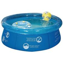 Piscina Redonda Mor Splash Fun 1000L - 1048 - Azul