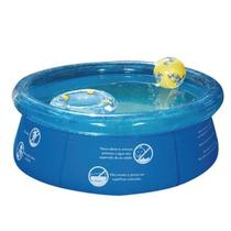 Piscina Splash Fun 1.65mx55cm 1000L - Mor -