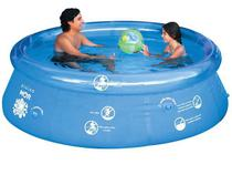 Piscina Splash Fun 2400 Litros 2,40 m x 0,63 cm - Mor