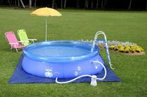 Piscina splash fun-4600l - mor