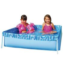 piscinas 400L mor retangular -