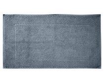 Piso Avulso Buddemeyer  Premium Fio Penteado - 100% Algodão Egípcio - Gramatura: 1100g/m² - Ref. 4010 Azul -