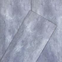 Piso Vinílico Adesivo Lavável Fácil Instalar Cimento Escuro 60x30cm - Gf Casa Decor