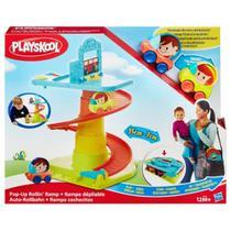 Pista Com Rampa Desmontável 2 Carrinhos Playskool - Hasbro -