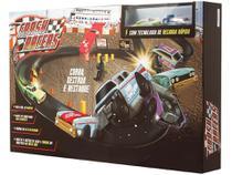 Pista Crash Racers  - Multikids