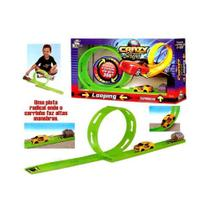 Pista Crazy Streets - Looping - Bs Toys